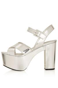 Heels, £65 Topshop