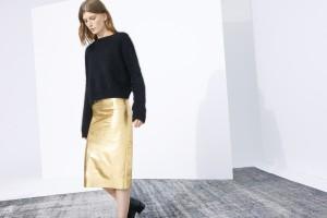 Skirt, £50, Zara.